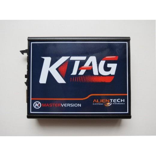 Программатор K-TAG MASTER FW 7.020