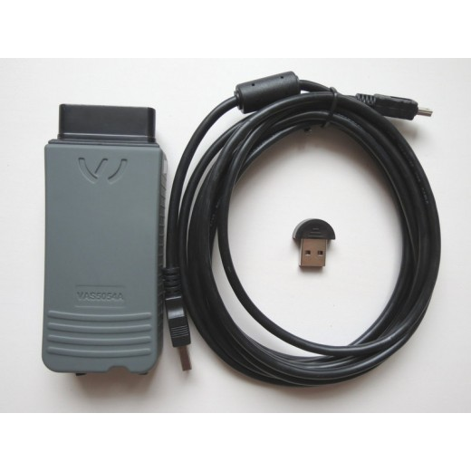 Диагностический сканер VAS 5054 для диагностики автомобилей VAG Audi, VW, Skoda, Seat