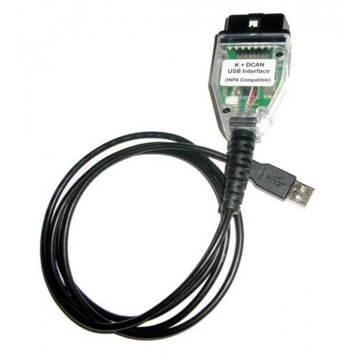 Автомобильный сканер BMW INPA для диагностики автомобилей BMW, MINI и Rolls Royce