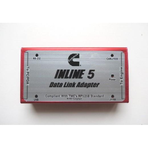 Автосканер Cummins INLINE 5