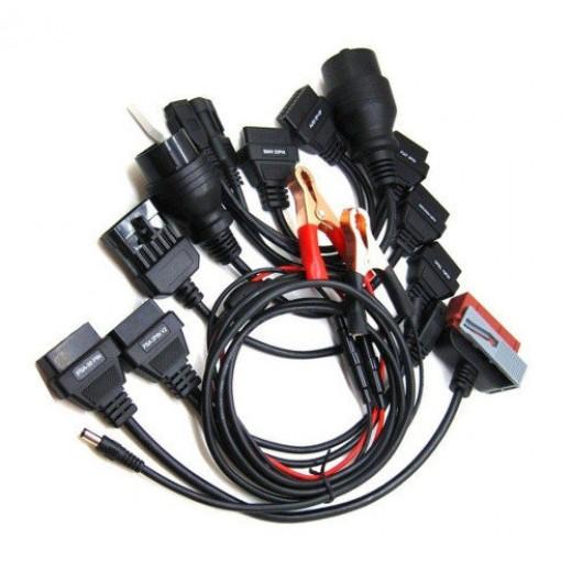 Комплект кабелей для легковых автомобилей к Autocom Cars