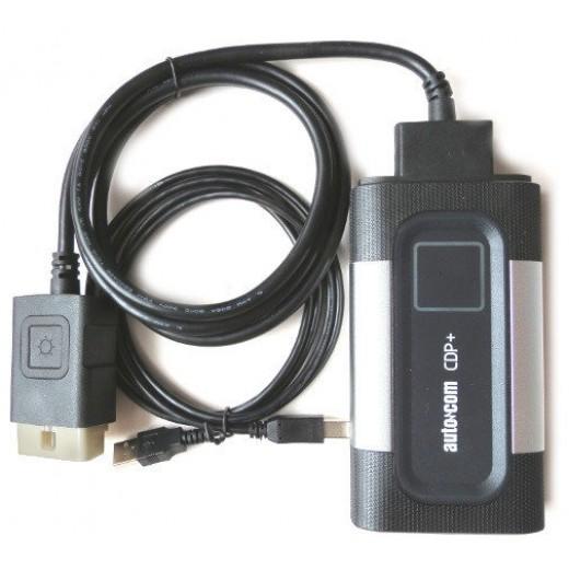 Мультимарочный сканер Autocom CDP+ Bluetooth версия 14.3 на русском языке