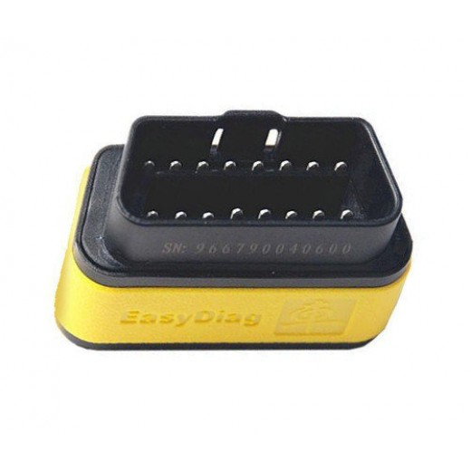 Автосканер-адаптер EasyDiag Launch X431 + пакет 197 марок